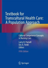 Omslag - Textbook for Transcultural Health Care: A Population Approach