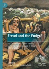 Omslag - Freud and the Emigre