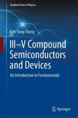 Omslag - III-V Compound Semiconductors and Devices