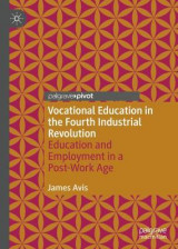 Omslag - Vocational Education in the Fourth Industrial Revolution