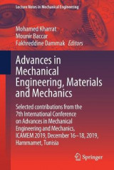 Omslag - Advances in Mechanical Engineering, Materials and Mechanics