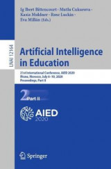 Omslag - Artificial Intelligence in Education