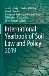 Omslag - International Yearbook of Soil Law and Policy 2019