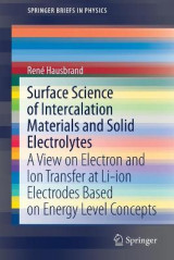 Omslag - Surface Science of Intercalation Materials and Solid Electrolytes