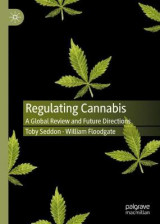 Omslag - Regulating Cannabis
