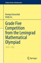 Omslag - Grade Five Competition from the Leningrad Mathematical Olympiad