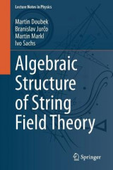Omslag - Algebraic Structure of String Field Theory