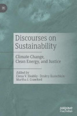 Omslag - Discourses on Sustainability