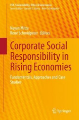 Omslag - Corporate Social Responsibility in Rising Economies