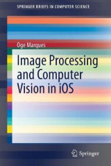 Omslag - Image Processing and Computer Vision in iOS