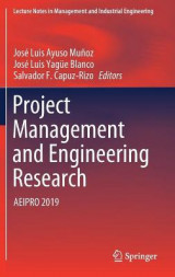 Omslag - Project Management and Engineering Research