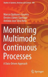 Omslag - Monitoring Multimode Continuous Processes