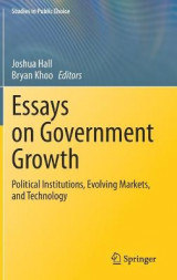 Omslag - Essays on Government Growth