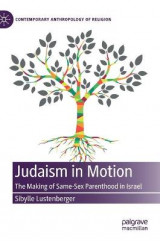Omslag - Judaism in Motion
