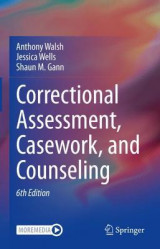 Omslag - Correctional Assessment, Casework, and Counseling