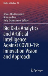 Omslag - Big Data Analytics and Artificial Intelligence Against COVID-19: Innovation Vision and Approach