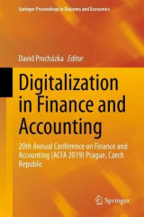 Omslag - Digitalization in Finance and Accounting