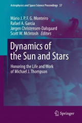 Omslag - Dynamics of the Sun and Stars