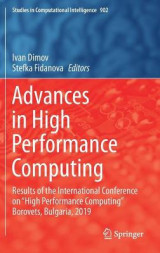 Omslag - Advances in High Performance Computing