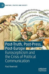 Omslag - Post-Truth, Post-Press, Post-Europe