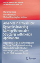 Omslag - Advances in Critical Flow Dynamics Involving Moving/Deformable Structures with Design Applications