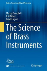 Omslag - The Science of Brass Instruments