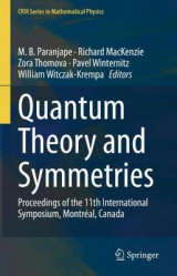 Omslag - Quantum Theory and Symmetries