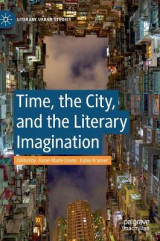 Omslag - Time, the City, and the Literary Imagination