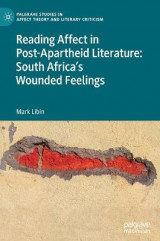 Omslag - Reading Affect in Post-Apartheid Literature