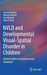 Omslag - NVLD and Developmental Visual-Spatial Disorder in Children