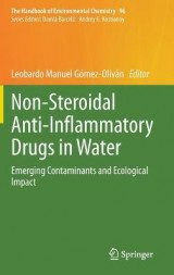 Omslag - Non-Steroidal Anti-Inflammatory Drugs in Water
