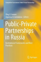 Omslag - Public-Private Partnerships in Russia