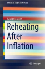 Omslag - Reheating After Inflation