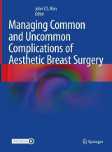 Omslag - Managing Common and Uncommon Complications of Aesthetic Breast Surgery