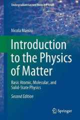 Omslag - Introduction to the Physics of Matter