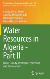 Omslag - Water Resources in Algeria - Part II