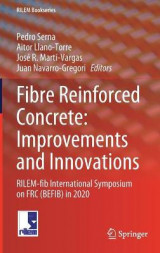 Omslag - Fibre Reinforced Concrete: Improvements and Innovations
