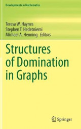Omslag - Structures of Domination in Graphs