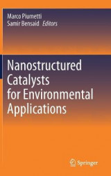 Omslag - Nanostructured Catalysts for Environmental Applications
