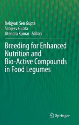 Omslag - Breeding for Enhanced Nutrition and Bio-Active Compounds in Food Legumes