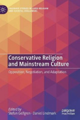 Omslag - Conservative Religion and Mainstream Culture