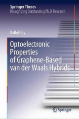 Omslag - Optoelectronic Properties of Graphene-Based van der Waals Hybrids