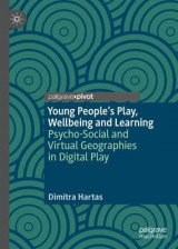 Omslag - Young People's Play, Wellbeing and Learning