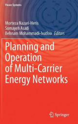 Omslag - Planning and Operation of Multi-Carrier Energy Networks