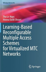 Omslag - Learning-Based Reconfigurable Multiple Access Schemes for Virtualized MTC Networks