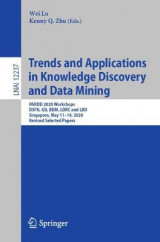 Omslag - Trends and Applications in Knowledge Discovery and Data Mining