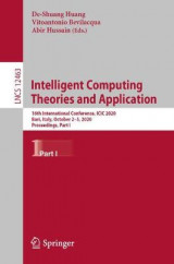 Omslag - Intelligent Computing Theories and Application