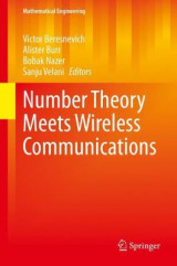 Omslag - Number Theory Meets Wireless Communications