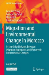 Omslag - Migration and Environmental Change in Morocco
