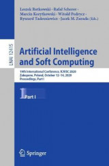 Omslag - Artificial Intelligence and Soft Computing